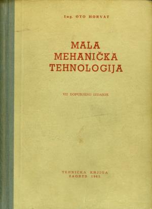 Mala mehanička tehnologija