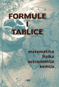 Formule i tablice