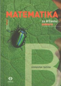 Matematika za državnu maturu - osnovna razina