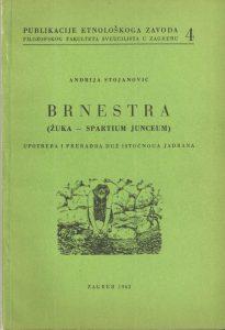 Brnestra (žuka - spartium junceum)