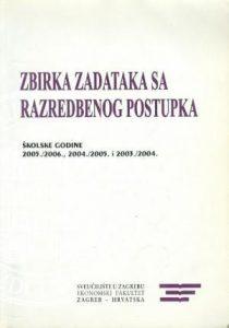 Zbirka zadataka sa razredbenog postupka 2003.-2006.