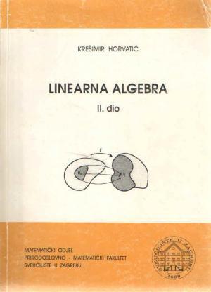 Linearna algebra II. dio