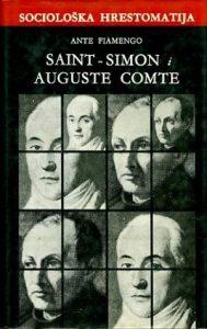 Sociološka hrestomatija: Saint-Simon i Auguste Comte