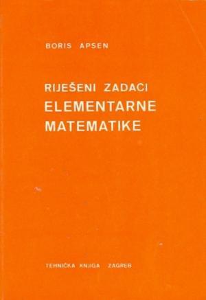 Riješeni zadaci elementarne matematike