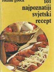 101 najpoznatiji svjetski recept