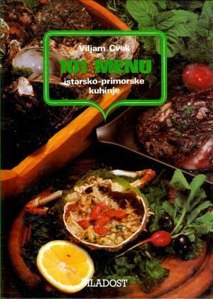 101 menu istarsko-primorske kuhinje