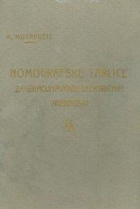 Uputstvo za nomografske tablice sa primerima