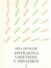 Apstraktna umjetnost u Hrvatskoj 2