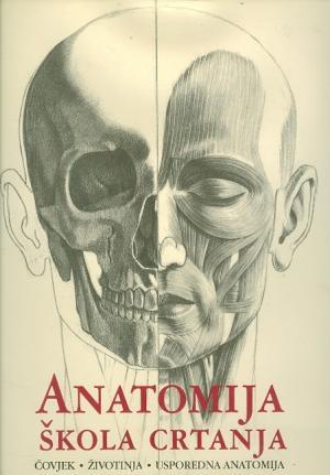 Anatomija – škola crtanja