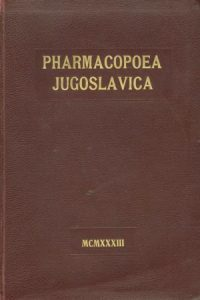 Pharmacopoea Jugoslavica