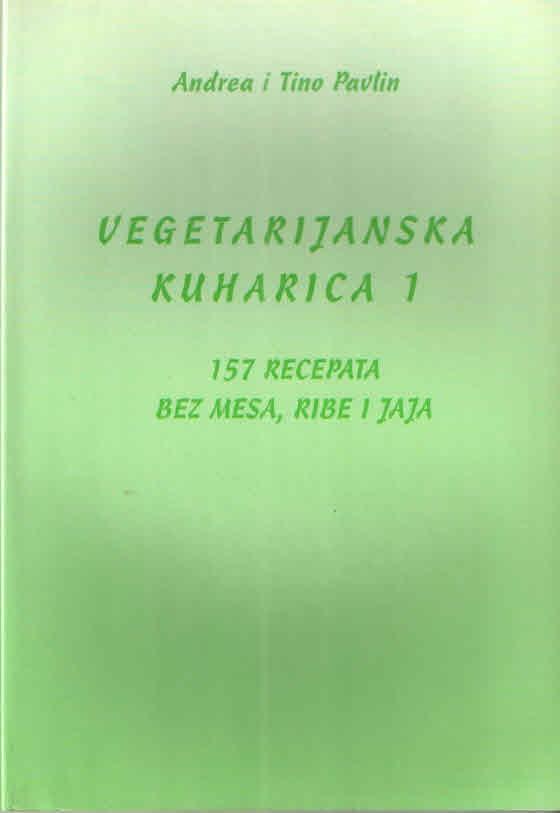 Vegetarijanska kuharica 1