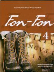 FON-FON 4 : udžbenik hrvatskoga jezika za četvrti razred gimnazije