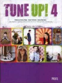 TUNE UP! 4 : radna bilježnica iz engleskoga jezika za četvrti razred gimnazije