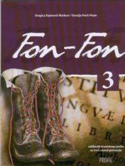 FON-FON 3 : udžbenik hrvatskoga jezika za treći razred gimnazije