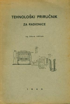 Tehnološki priručnik za radionice