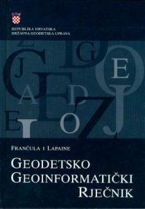 Geodetsko geoinformatički rječnik