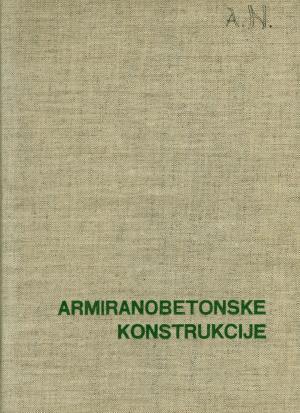 Armiranobetonske konstrukcije