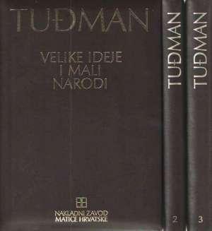 Izabrana djela Franje Tuđmana 1-3