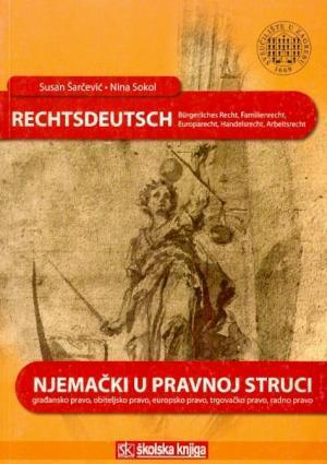 Rechtsdeutsch: Njemački u pravnoj struci