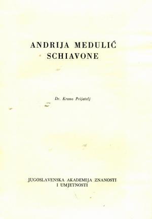 Andrija Medulić Schiavone