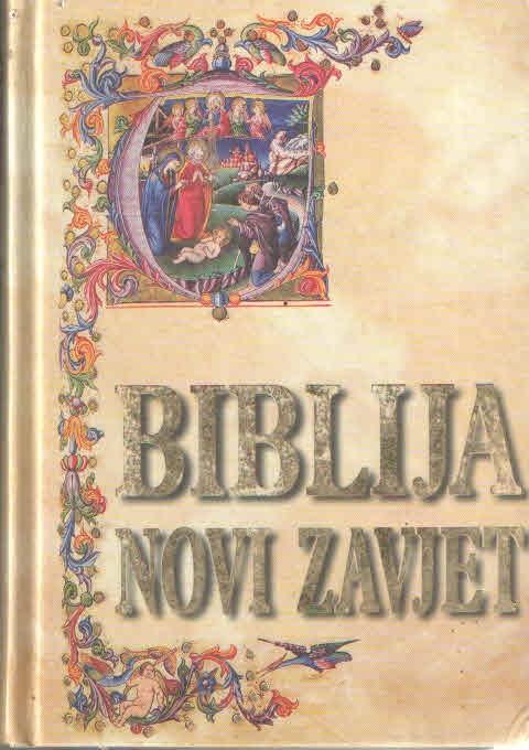 Biblija – Novi zavjet