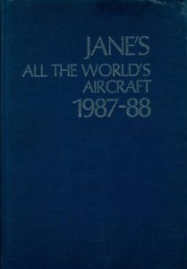 Jane's all the world's aircraft 1987-88