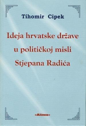Ideja hrvatske države u političkoj misli Stjepana Radića