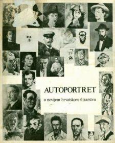 Autoportret u novijem hrvatskom slikarstvu