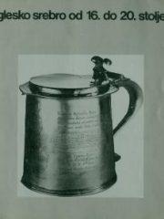 Englesko srebro od 16. do 20. stoljeća