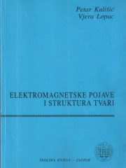 Elektromagnetske pojave i struktura tvari
