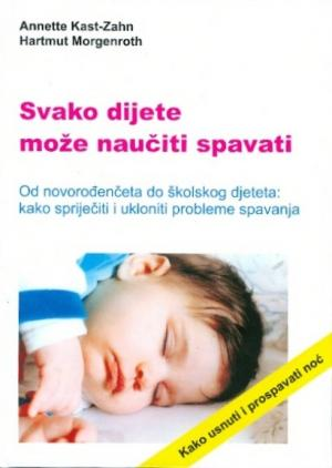 Svako dijete može naučiti spavati
