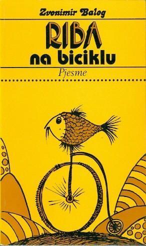 Riba na biciklu