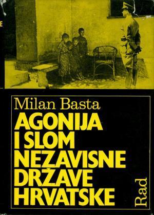 Agonija i slom Nezavisne Države Hrvatske