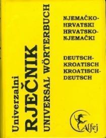 Univerzalni njemačko-hrvatski i hrvatsko-njemački rječnik