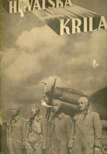 Hrvatska krila broj 4/1941.