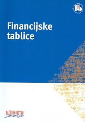 Financijske tablice
