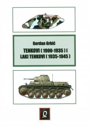Tenkovi (1900-1935) i laki tenkovi (1935-1945)