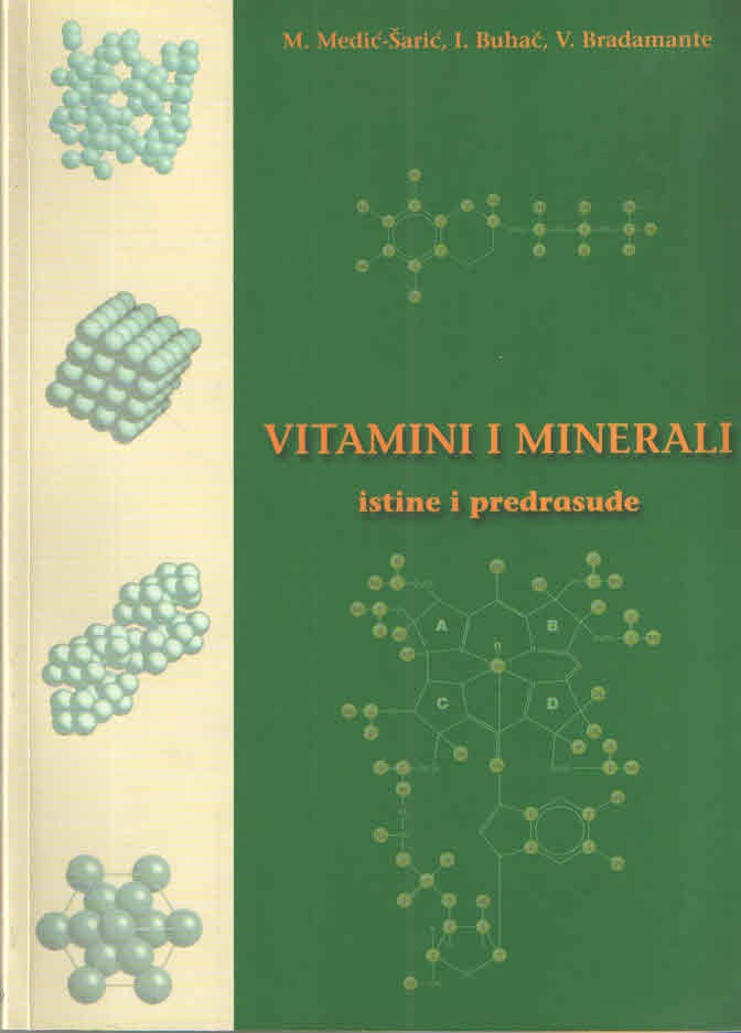 Vitamini i minerali - istine i predrasude