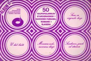50 najopularnijih starogradskih i narodnih pjesama