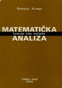 Matematička analiza 3: funkcije više varijabli