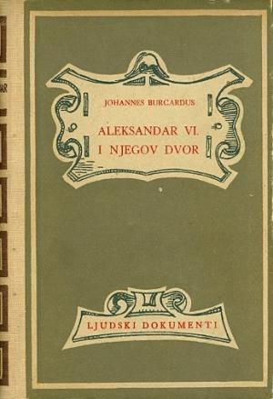 Aleksandar VI. i njegov dvor