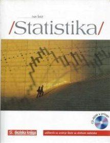 STATISTIKA : udžbenik sa zbirkom zadataka za 4. razred srednjih ekonomskih i 3. razred ugostiteljskih i turističkih škola