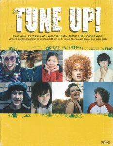 TUNE UP! : udžbenik engleskog jezika s CD-om za prvi razred ekonomske škole