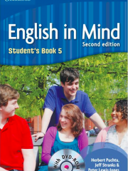 ENGLISH IN MIND 5 : Student's Book 5 with DVD-ROM