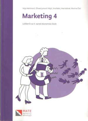 MARKETING 4 : udžbenik za 4. razred ekonomske škole