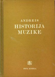 Historija muzike 1-2