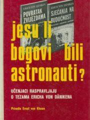 Jesu li bogovi bili astronauti?