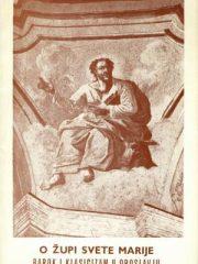 O župi Sv. Marije: Barok i klasicizam u Oroslavlju