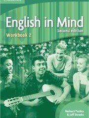 ENGLISH IN MIND 2 :  Workbook 2: za učenje engleskog kao 1. i 2. stranog jezika u 3.-god. i 4.-god. strukovnim školama