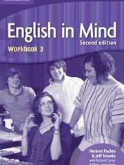 ENGLISH IN MIND 3 : Workbook 3